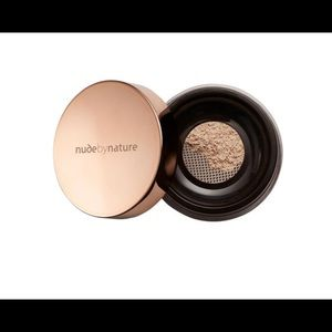Nude By Nature - Soft Sand - Radiant Loose Powder